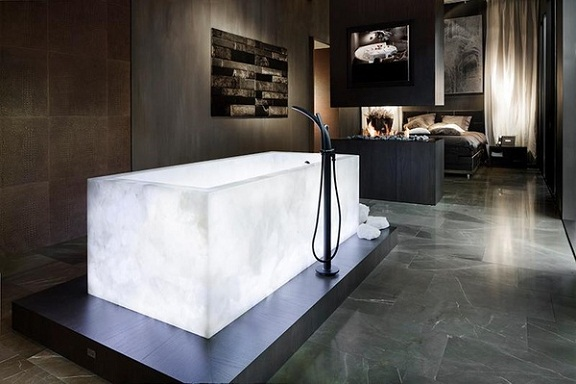 Bañeras modernas y originales