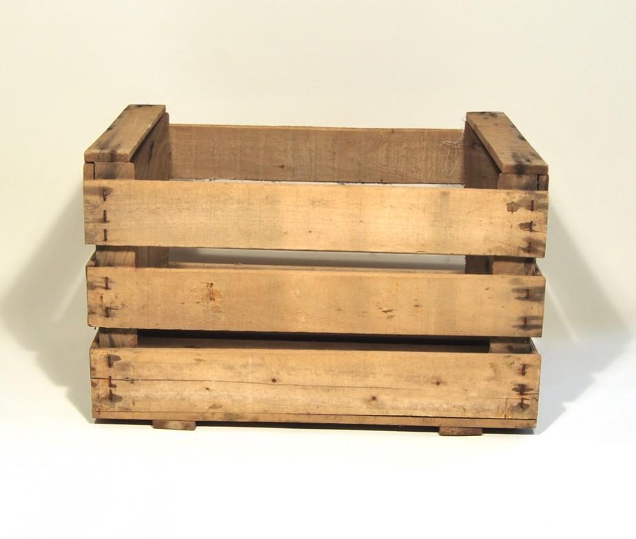 manualidades con cajas de madera para decorar tu casa a